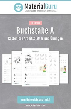 9 best Buchstabe A images on Pinterest | Alphabet letters, Decorated ...