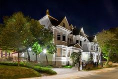 Ryan Mansion...5 star boutique hotel & spa in St. John's New Foundland