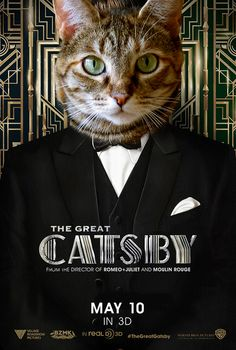 The Great Catsby - one for Martin!