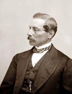 General Pierre G.T. Beauregard, CSA
