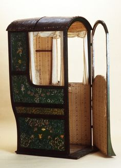 Sedan chair – Powerhouse Museum