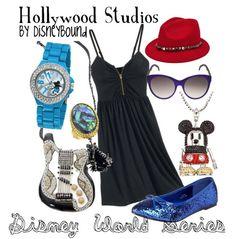 Hollywood Studios - Disney World Series