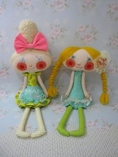 Bruno Cafe dolls