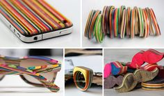 How to Rock a Recycled Skateboard