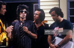 Keith Richards and John Belushi