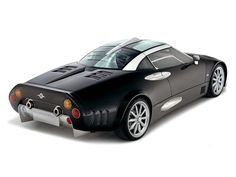 Spyker C8 Double12 R Le Mans endurance racer, was launched during the IAA in Frankfurt in September 2001.