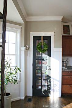 replacing pantry door