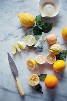 Citrus | Cannelle et Vanille //