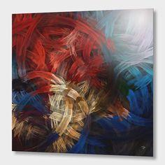 """Infinite Knot Artist Bio, Aluminium Sheet, High Gloss, Infinite, Knots, Things To Come, Prints, Painting, Design"