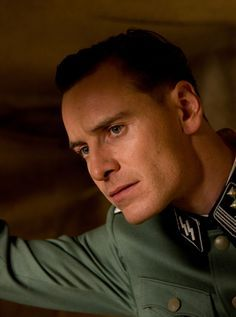 Michael Fassbender as Captain Michael Reiner