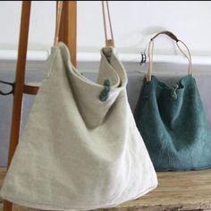 Buy Special Buttons Cotton Linen Shoulder Bag Plain Tote Bag for Woman in Tote Bags online shop, Morimiss offers Tote Bags to make you feel comfortable Tote Bags Online, Bags Online Shopping, Large Bags, Small Bags, Crochet Diy, Sack Bag, Shopper Bag, Casual Bags, Vestidos