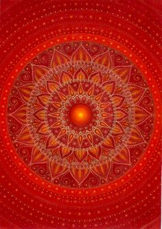 ❤~ Mandala ~❤Source by Louise Benton