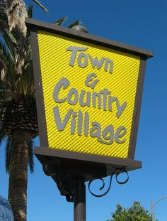 Town & Country Village, San Jose  it has been replaces with Santana Row