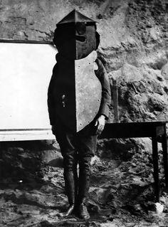 Os projetos de armaduras de combate da Primeira Guerra Mundial ⋆ Geekness