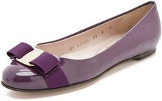 Adorable purple shoes perfect for any time of the year! Photo credit: myfashionsos@blogspot.com