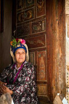 Foto Hasan GÜZEL/ Çomakdağ kadınları- Türkiye