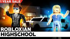 [UPDATE] Robloxian Highschool - Roblox