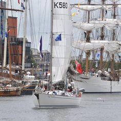 33 GRANDES VELEIROS JÁ INSCRITOS O Ocean Spirit of Moray (UK) também estará presente em Lisboa para a Maior Aventura do 7 Mares! Gordonstoun #SAILINGTOLISBOA #TSRLX // 33 TALL SHIPS REGISTERED!! Ocean Spirit of Moray (UK) will also be sailing to Lisboa for The Tall Ships Races 2016! #COMEANDSEALISBOA www.gordonstoun.org.uk