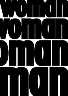 man, man, woman 2012
