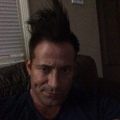 """4:30 and ready to work on """"Crime Stoppers"""" EARLY!! With your help we can stop crime! #passionprogect#closetomyheart#crimedoesntpay#gonnarockmyhairlokethis"""