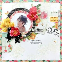 Prima Anna Marie Sept Limited Edition Kit - Scrapbook.com