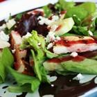 Red Raspberry Vinaigrette - love it (I cut recipe in half and it made a whole dressing bottle - jane               x