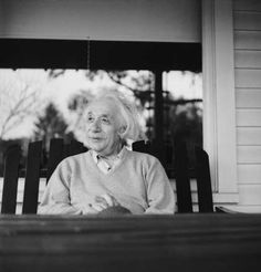"""Albert Einstein - Ernst Haas/Hulton Archive/Getty Images - """"Try not to become a person of success, but rather try to become a person of value."""""""