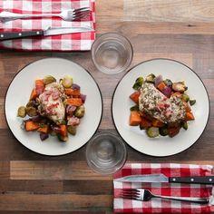 One-pan Fall Chicken Dinner