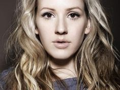 why is ellie goulding so cute and quirky and adorable and british? come on now.
