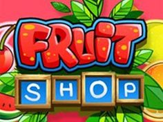 Fruit Shop casino slot review - Multiple wins with free spins!