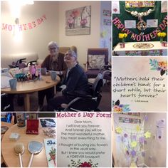 Mother's Day marked at Springhill Care Home - Springhill Care Home