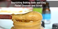 clay facial cleanser