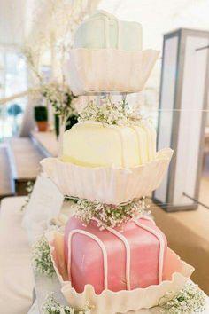 French fancy cake... gorgeous!