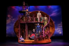 SDSU Theatre performs Roald Dahl's classic James and the Giant Peach – Sydney K. James And Giant Peach, Hot Pink Hair, Master Of Fine Arts, Roald Dahl, Growing Tree, Classic Books, Musical Theatre, My Favorite Part, Storytelling
