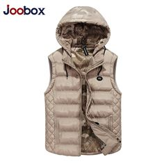 JOOBOX Brand 2017 New Men Sleeveless Jacket Winter Ultralight White Duck Down Vest Male Slim Vest Mens Windproof Warm Waistcoat -- AliExpress Affiliate's buyable pin. Item can be found  on www.aliexpress.com by clicking the image