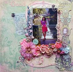 Page layout - Effie Stamateli