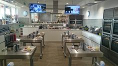 Cookery school set up