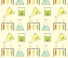 science fabrics - http://www.spoonflower.com/spelunks?type=fabrics=science   mad science fabric by avelis on Spoonflower - custom fabric