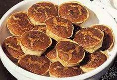 pastelaria portuguesa - Queijadinhas de Sintra