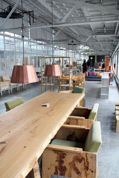 To inspire: Dutch Design Week {Piet Hein Eek} - worldly treasury