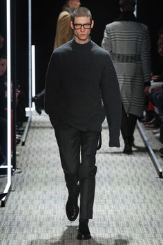 Cerruti 1881 Fall 2017 Menswear Fashion Show Collection