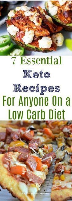 A Week of Keto Recipes