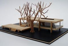 #miesvanderrohe s (Farnsworth) house . . . . #architects_need #archistudent #architecturestudent #archidesign #archimodel #maquette #architectuur #Arsitektur #arkitektur #arquitetura #архитектурa #arquitectura #arkitektur #mimari #архітектура #معمارى #معماري #ماكت #اسكيس #architettura #建築 #건축물 #architectsuk #architectsusa #ukarchitecture - Architecture and Home Decor - Bedroom - Bathroom - Kitchen And Living Room Interior Design Decorating Ideas - #architecture #design #interiordesign…