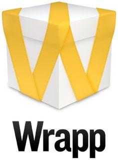 wrapp  使うかわかんないけどちょっと楽しみ