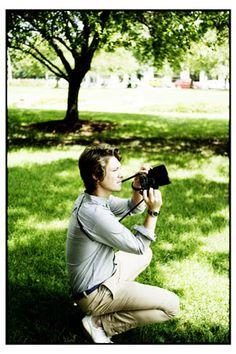 Taylor Hanson and a camera! <3