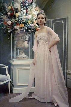 Vintage Christian Dior Photos -1967- Most Beautiful Christian Dior Gowns