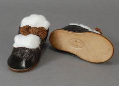Bru Doll Shoes