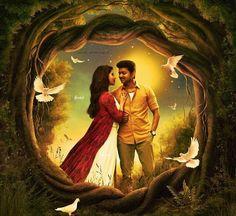 Vijay and Samantha romantic fantasy scene Romantic Couple Images, Romantic Pictures, Romantic Couples, Film Images, Actors Images, Tamil Actress Photos, Indian Film Actress, Samantha Photos, Samantha Ruth