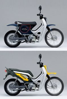 Honda Scooters, Honda Bikes, Motor Scooters, Honda Motorcycles, Custom Motorcycles, Cars And Motorcycles, Honda Scrambler, Cafe Racer Honda, Motorcycle Travel