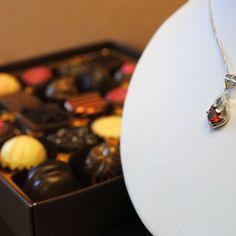 Chocolate Treasures | Shop Pudding, Jewels, Chocolate, Box, Desserts, Shopping, Jewelery, Custard Pudding, Schokolade